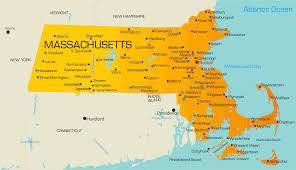 Durant Wyoming Map Map Of Massachusetts Cities Massachusetts Road Map Massachusetts