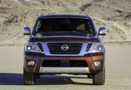 2017 nissan armada cloth interior test drive 2017 nissan armada review