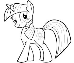 my little pony fluttershy coloring page free download