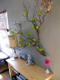 Halloween Decorations Tree Branches by 30 Fantastic Wall Tree Decorating Ideas That Will Inspire You