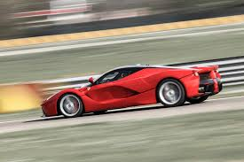 laferrari crash ferrari laferrari first test motor trend