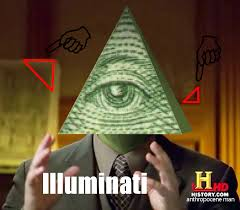 Illuminati Memes - illuminati ancient aliens know your meme