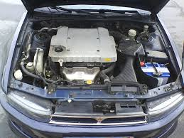 mitsubishi minicab engine mitsubishi galant brief about model