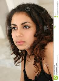 middle eastern hair cuts for men beautiful middle eastern girl stock image image of face east
