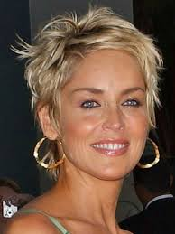 short hairstyles for older women over 50 with young impression