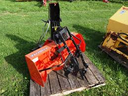 kubota snowblower business u0026 industrial ebay