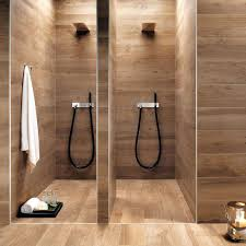 wood look tile shower floor wood look porcelain tile shower