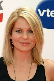 pictures of medium length bob hairstyles candance cameron cute shoulder length hair cut hair there