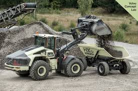 volvo site volvo ce unveils its future concept machines reveal bets on