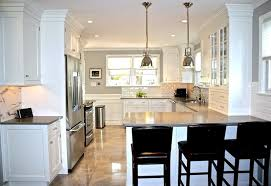 kitchen peninsula ideas wohnkultur kitchen peninsula lighting white cabinet and ideas for