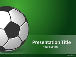 free soccer powerpoint template free sports powerpoint templates