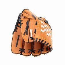 new baseball set of wooden bat glove ball softball outdoor sport