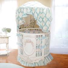 round cribs different and beautiful for baby time for the holidays