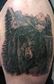20 best black bear tattoo designs images on pinterest tattoo