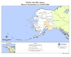 Bethel Alaska Map by Alaska Severe Storms Flooding Landslides And Mudslides Dr 1663