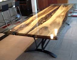 Dining Tables Steel Root Furniture Modern Wood And Metal - Furniture asheville