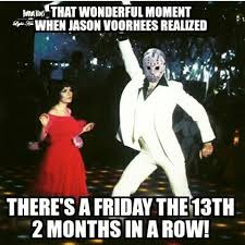 Jason Voorhees Meme - random menace denooky1 instagram photos and videos