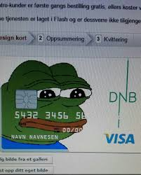 Credit Card Meme - changing my credit card design