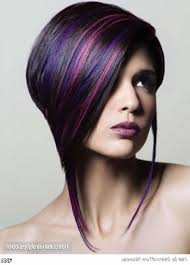 hair cuts with red colour 2015 red and purple locks highlights 2015 hairstyles tendency hair