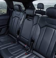 audi q7 6 seat configuration q7 model overview audi uk