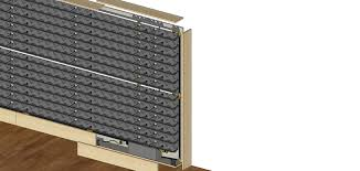 Recessed Baseboards Versa Wall Cad U0026 Specs Gsky Living Green Walls