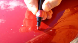 touch up paint pen for toyota 4runner from crownautotrim com youtube