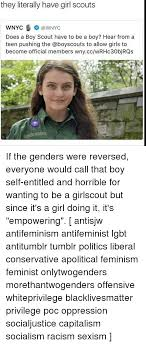 Boy Scout Memes - 25 best memes about girl scouts and tumblr girl scouts and