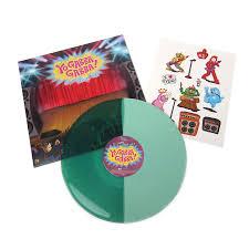 yo gabba gabba yo gabba gabba hey brobee colored vinyl vinyl
