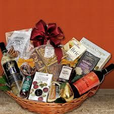 gourmet gift basket wine gourmet gift basket