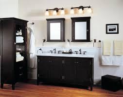Black Bathroom Furniture Cabinet Black Bathroom Light Fixtures Cool Ideas Black Bathroom