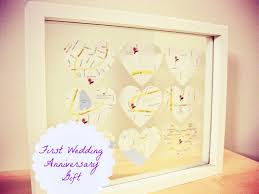 anniversary gift for husband wedding gift best wedding anniversary gifts husband for your