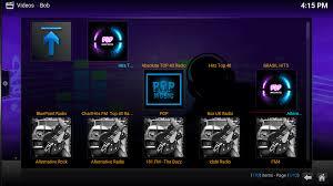 Radio Bob Fm Inside Bob Kodi Add On Great Developers Tastreams