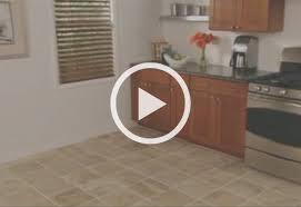 how to install ceramic and porcelain floor tile at the home depot
