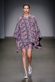 frampesca catwalk fashion show mbfwa fw2015 team peter stigter