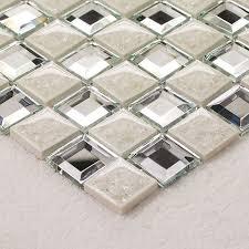 Kitchen Backsplash Glass Tile by Best 10 Mosaic Tile Fireplace Ideas On Pinterest Fireplace Tile