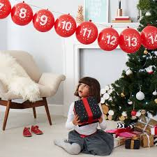 balloon advent calendar and activity kit by luna studio designs