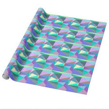 iridescent wrapping paper iridescent geometric background wrapping paper