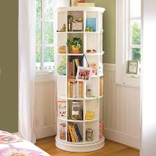 Bookcase Ideas For Kids Diy Spinning Bookcase Revolving Bookcase Room And House