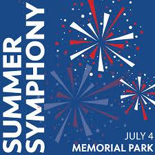 summer symphony at memorial park presented by colorado springs