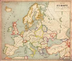 Map Of Cold War Europe by Alternate History Map Of Europe By Regicollis On Deviantart