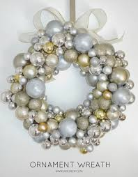 Livelovediy by Livelovediy How To Make A Christmas Ornament Wreath