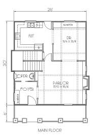 craftsman style house plan 3 beds 2 50 baths 1500 sqft 423 40 sq