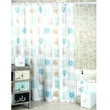 Sailboat Shower Curtains Seaside Themed Curtains A Aqua Shower Curtain Hooks Unique Shower