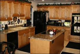 Honey Colored Kitchen Cabinets - kitchen cabinets florida