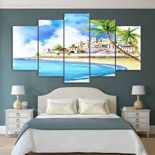 compare prices on palm trees paintings online shopping buy low