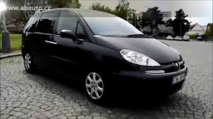 used peugeot 807 peugeot 807 hdi youtube