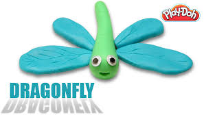play doh dragon fly learn animals play doh for kids learning