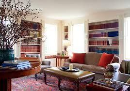 Living Room Furniture Ideas 2014 Surprising Decorating Ideas Using Rectangular White Wooden Shelves