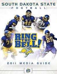 fb media guide 2008 by south dakota state university athletics issuu