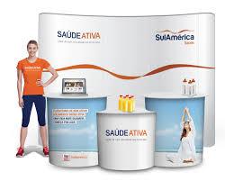 Conhecido stand portátil   Media Marketing Solutions #DY45